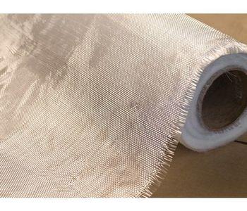 Manta filtrante em fibra de vidro