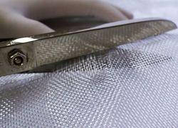 Poste em fibra de vidro prfv