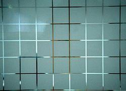Serviços de jateamento de vidros em sp
