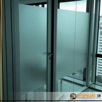 Adesivo jateado vidro portas e janelas