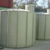 Cisterna de fibra de vidro