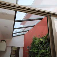 Coberturas Aluminio e Vidro