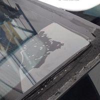 Delaminação de vidros preço