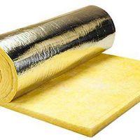 Lã de vidro para dutos