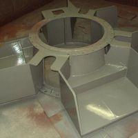 Microesfera de vidro para jateamento