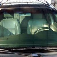 Recuperação de vidro blindado