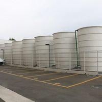 Reservatório de água fibra de vidro