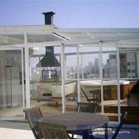 Esquadrias de alumínio com vidro