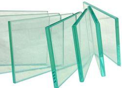 Jateamento de vidros temperados