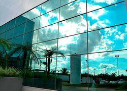Fábrica de silicone para vidro