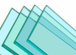 Vidros para balcão modulado